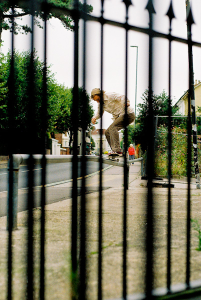 Emo, Gap to Backside 50-50 Transfer