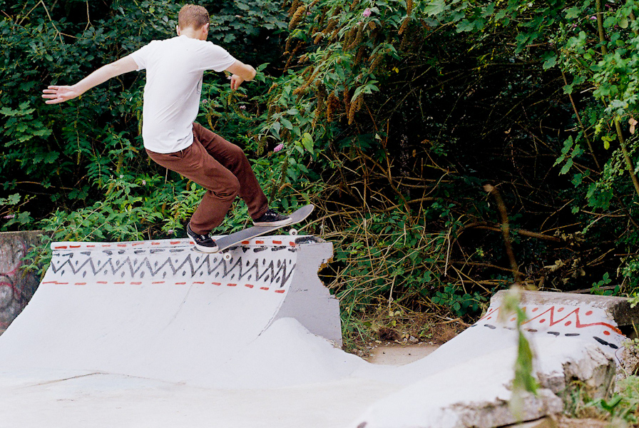 Russ Cowling, Frontside Rock 'n' Roll